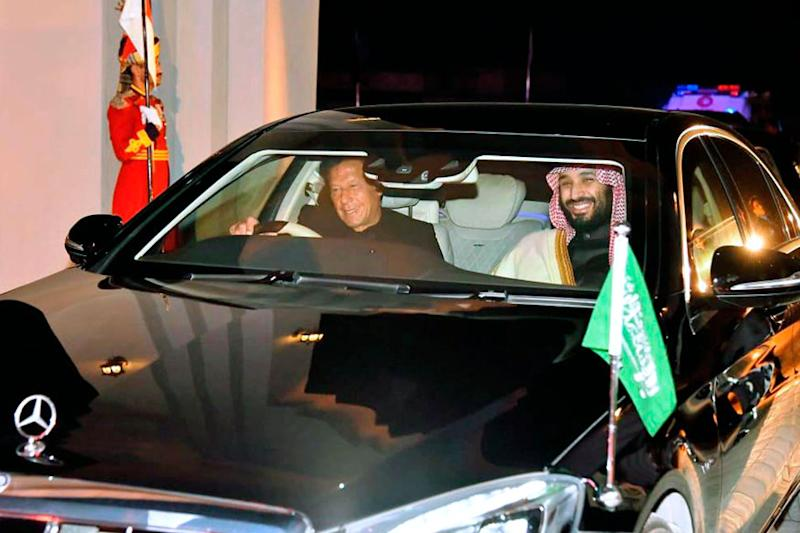Saudi Crown Prince 'Snubbed' Imran Khan, Recalled Private Jet Flying Him Back to Pakistan: Report