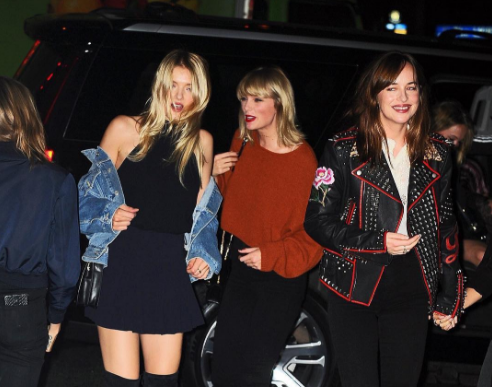 Taylor Swift's squad is growing (and slaying us with their fashion literally every night)