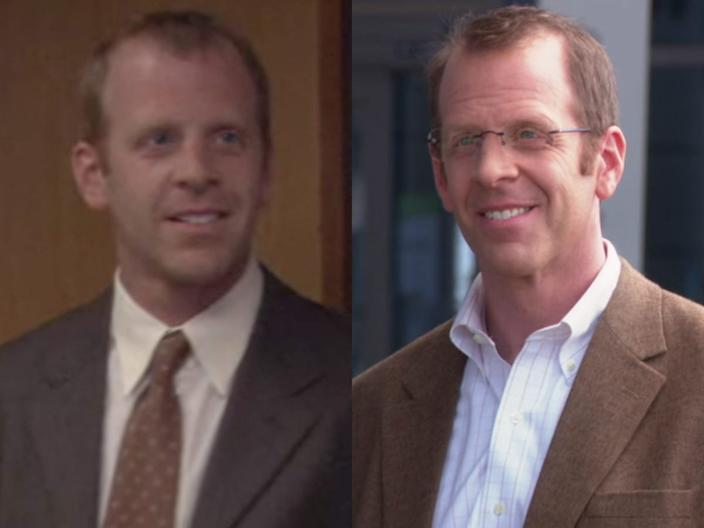 toby the office