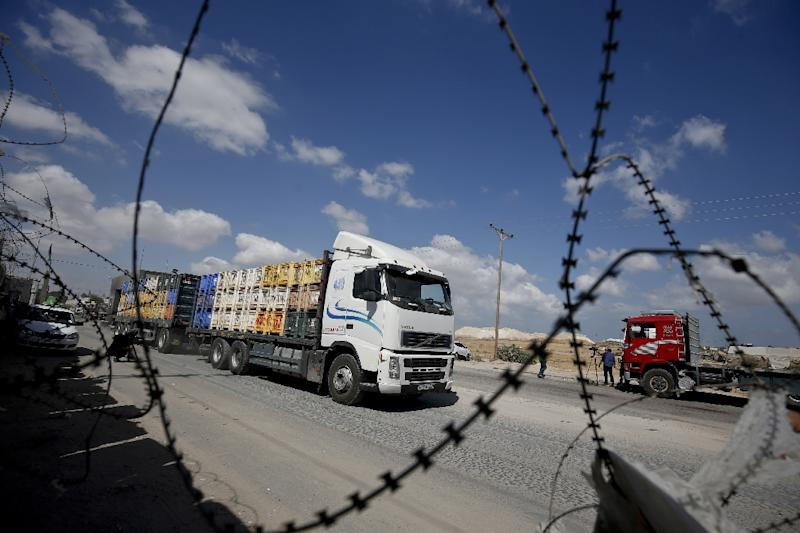 Known to Israelis as Kerem Shalom and to Palestinians as the Kerem Abu Salem, the crossing in the south of poverty-hit enclave has been a lifeline for Gazans