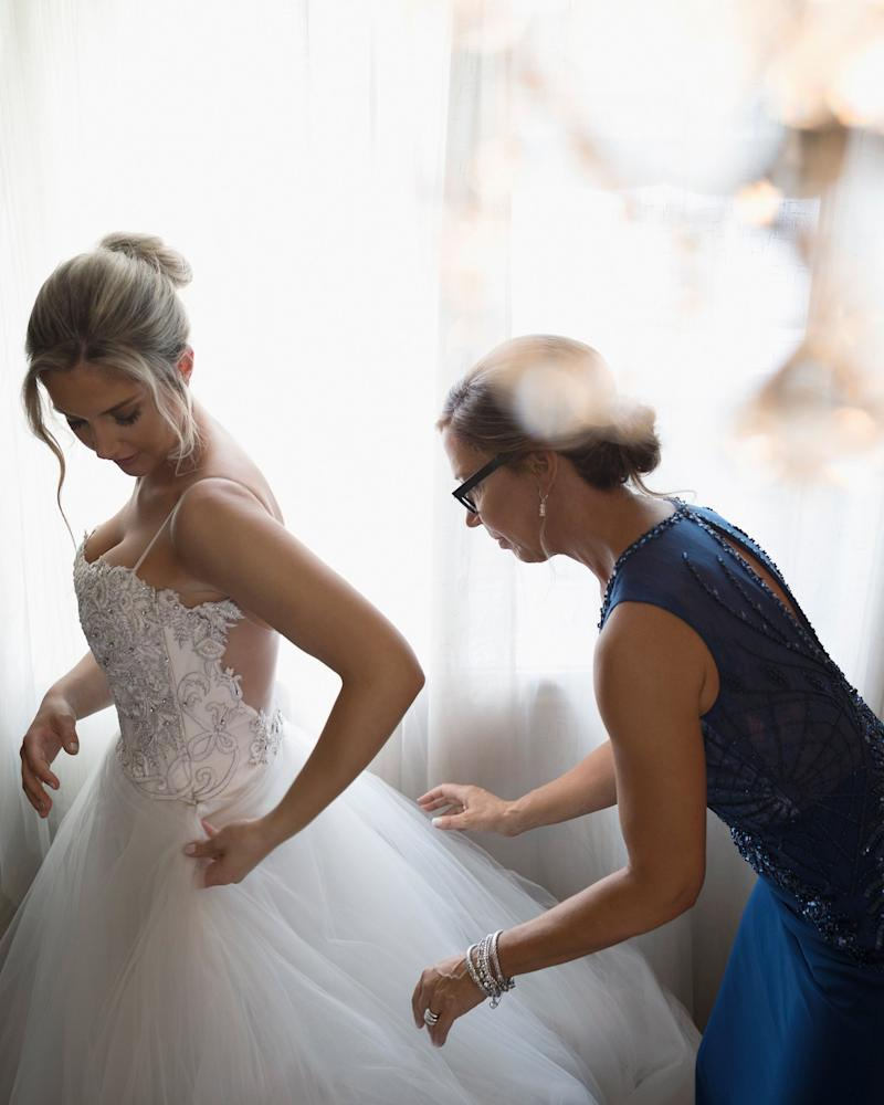 For the Mother of the Bride: Six Things You Should Never Tell Your Daughter as She's Planning Her Wedding