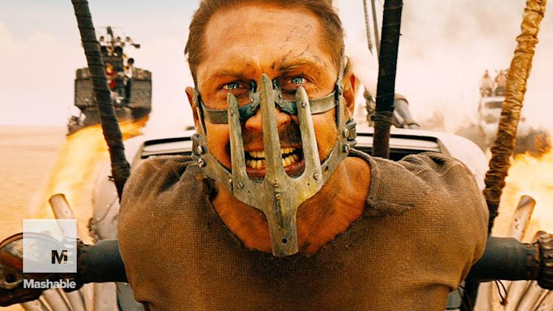 For Mad Max: Fury Road Bonus