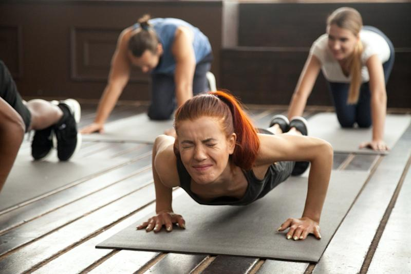 CDC Just Issued a Warning About Gyms