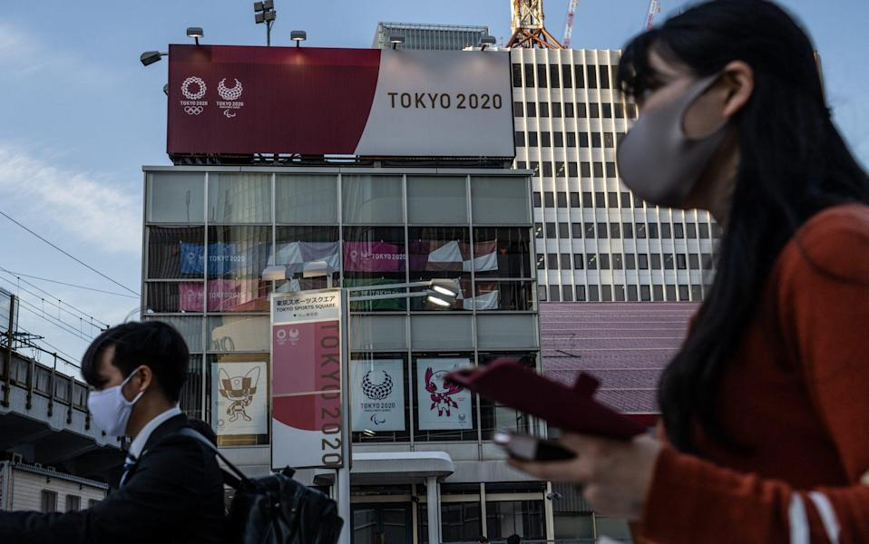 Tokyo Olympics - Carl Court/Getty Images