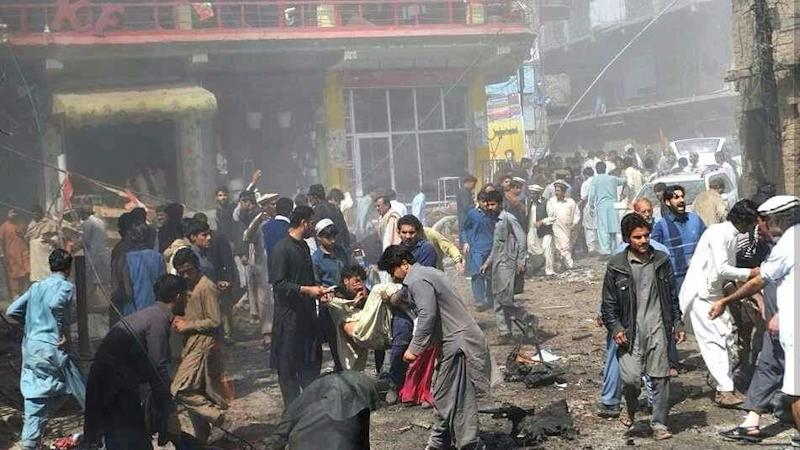 Blast in Northwest Pakistan Kills at Least 11, Wounds Dozens