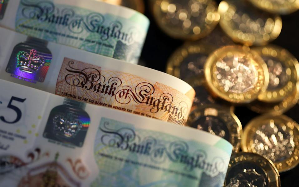 Sterling rebounded ahead of the crucial vote - Bloomberg