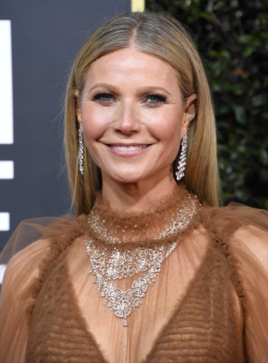 BEVERLY HILLS, CALIFORNIA - JANUARY 05: Gwenyth Paltrow arrives at the 77th Annual Golden Globe Awards attends the 77th Annual Golden Globe Awards at The Beverly Hilton Hotel on January 05, 2020 in Beverly Hills, California. (Photo by Steve Granitz/WireImage)