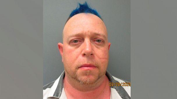PHOTO: Shawn Myers, 42, was arrested in Charles County, Md., for holding large parties against COVID-19 rules. (Charles County Sheriff's Office)