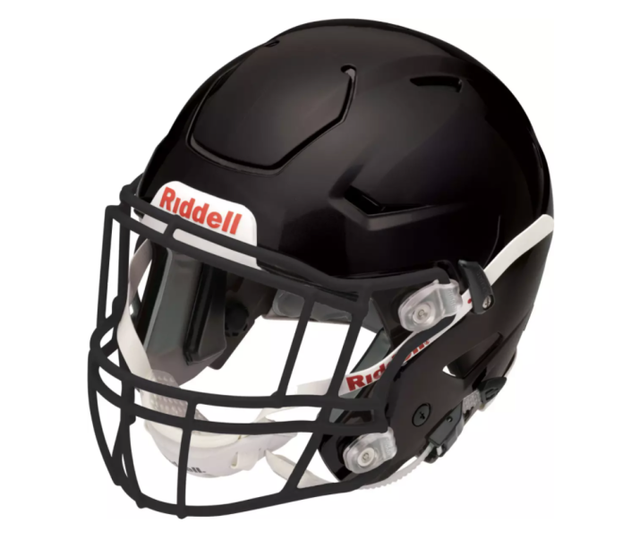 """<p><strong>Riddell</strong></p><p>dickssportinggoods.com</p><p><strong>$349.99</strong></p><p><a href=""""https://go.redirectingat.com?id=74968X1596630&url=https%3A%2F%2Fwww.dickssportinggoods.com%2Fp%2Friddell-youth-speedflex-football-helmet-16ridyspdflxythhlfta%2F16ridyspdflxythhlfta&sref=https%3A%2F%2Fwww.popularmechanics.com%2Fadventure%2Fsports%2Fg37133542%2Fyouth-football-helmets-and-accessories%2F"""" rel=""""nofollow noopener"""" target=""""_blank"""" data-ylk=""""slk:Shop Now"""" class=""""link rapid-noclick-resp"""">Shop Now</a></p><p>The Speedflex is well-suited for young players—a great entry-level helmet for a reasonable price with an impressive lineup of features, plus a sharp-looking, streamline design. </p><p>One of its major highlights is comfort and stability, thanks to a five-inflation-point air fit liner for extra protection, along with a value lock to keep the liner close to the ABS plastic shell. </p><p>There's also a quick-release stainless steel face mask that's thinner than some other brands for better sight lines. Although it's recommended for youth and junior high school players, the helmet weighs 4 pounds, which may feel too heavy for smaller athletes.</p>"""
