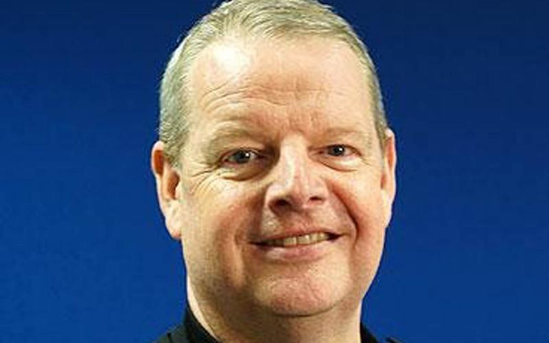 Simon Byrne,the next chief constable of the Police Service of Northern Ireland - PA