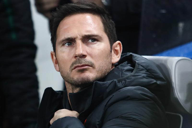With apologies to Frank Lampard, Chelsea's chances of winning the Champions League this season are pretty slim. (Photo by Jakub Porzycki/NurPhoto via Getty Images)