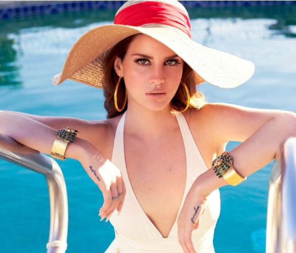 The Purrfect Match? Lana Del Rey Is The New Face Of Car Company Jaguar
