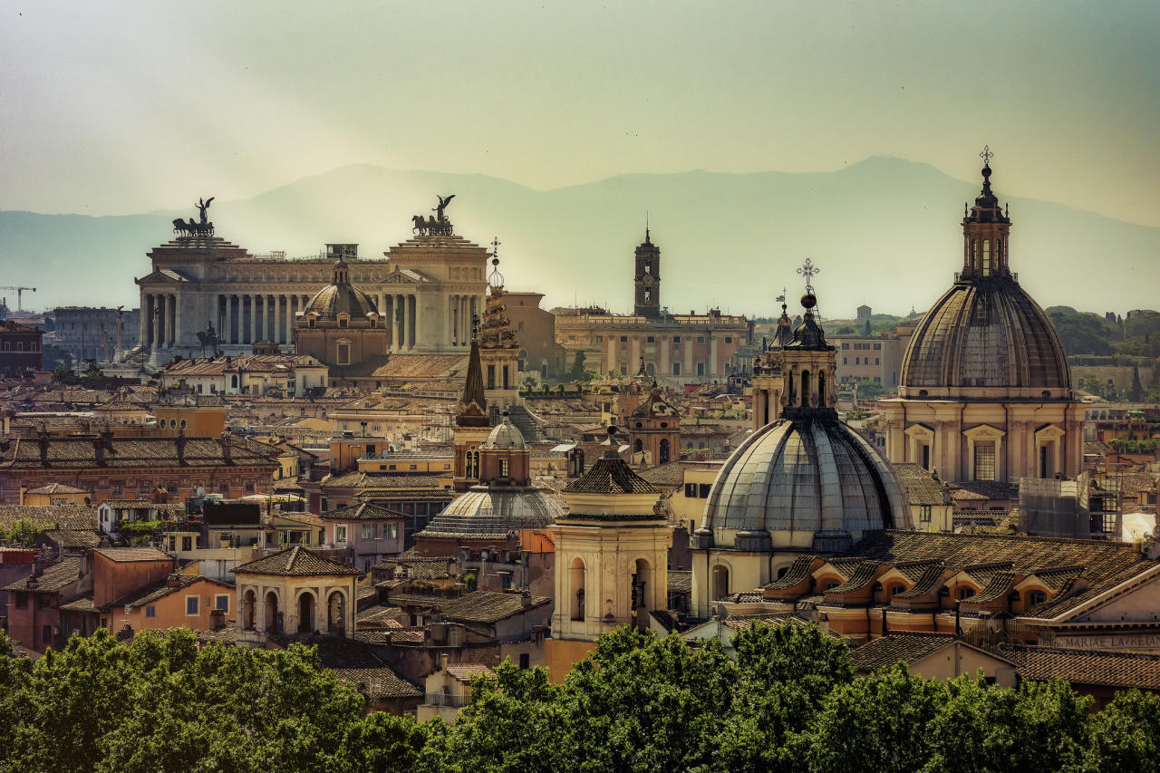<p>Gaze at the Sistine Chapel, visit the Colosseum and St Peter's Basilica [Photo: Flickr/uc Mercelis] </p>
