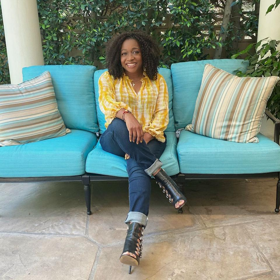 """Felicia D. Henderson has worked on several TV series from """"Moesha"""" and """"Sister, Sister,"""" to """"Soul Food"""" and """"The Quad."""" (Nicole Ari Parker) (Photo: )"""