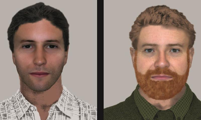 identikit testimoni (Photo: Devon and Cornwall Police)