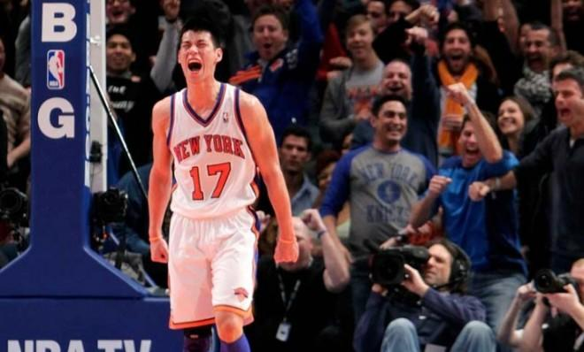 Jeremy Lin in a Knicks uniform: Don't expect to see this again.