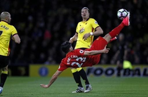 Liverpool tightens hold on third in Premier League