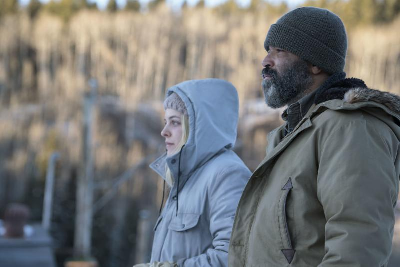 """Hold the Dark"" comes to Netflix. (David Bukach/Netflix)"