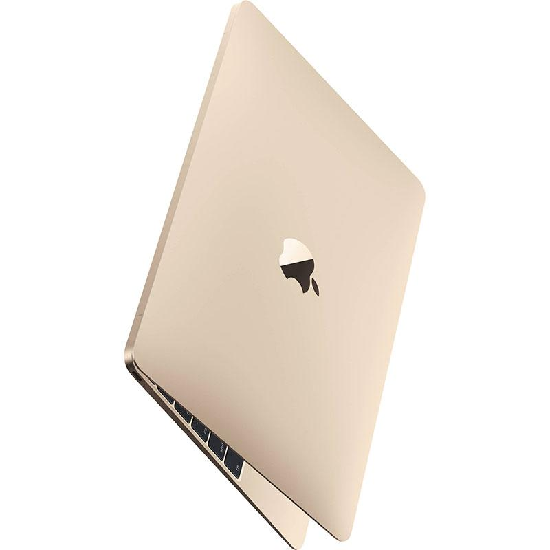 The new MacBook is extremely thin and oozes sex appeal.