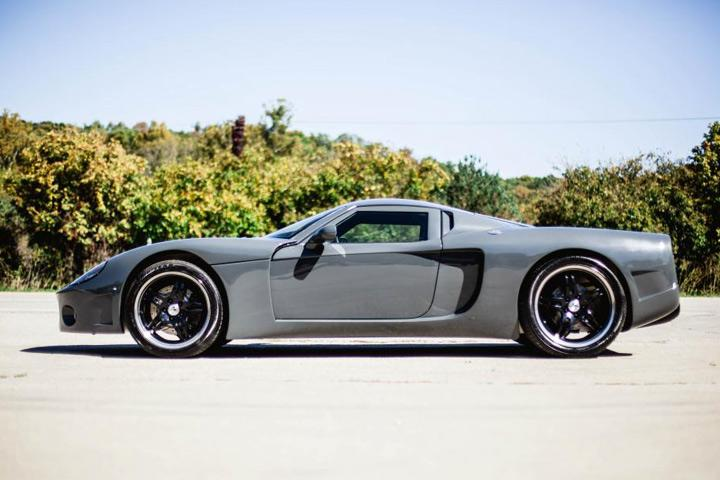 Fully-Built Factory Five GTM is a Supercar Bargain
