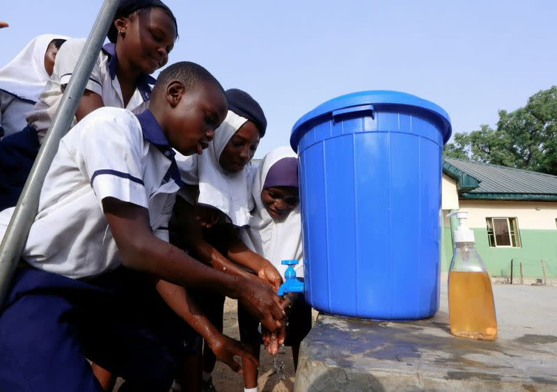 Nigeria drops plan for some pupils to return to school amid COVID-19 concerns