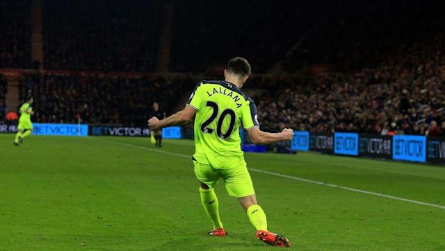Liverpool fans have reacted with both delight and relief after Adam Lallana revealed on Twitter that he could be set for a return to action in the Reds fixture against Watford. The midfielder, who has instrumental in Jurgen Klopp's side this season, has been absent from the last five games with a hamstring injury. Liverpool would have loved to have been able to call upon the former Southampton man's creativity, as they fell to a 2-1 defeat against Crystal Palace last weekend, and fans have...