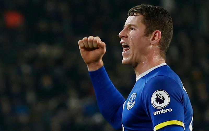 Ross Barkley -Ronald Koeman insists Everton will decide futures of Romelu Lukaku and Ross Barkley, saying he will not be dictated to by players - Credit: Reuters