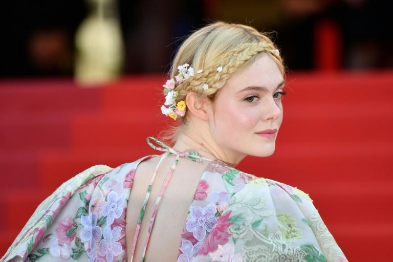 Fanning has turned heads on the red carpet