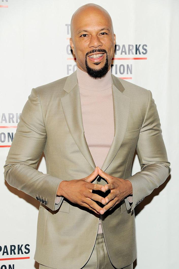 """<p>The famed rapper and now actor has been living the sober life for quite some time now, despite the temptations that come with living the stereotypical lifestyle of a rapper. </p><p><em>H/T: <a href=""""https://books.google.com/books?id=ziYEAAAAMBAJ&pg=PA108&lpg=PA108&dq=rapper+common+doesn%27t+drink+alcohol&source=bl&ots=vkv0SNR8ku&sig=Y53YZ5SMwE6jUouHbWiO6sXArHg&hl=en&sa=X&ved=0ahUKEwi8n42klb7VAhVBWCYKHc5dBgsQ6AEIcDAO#v=onepage&q&f=false"""" rel=""""nofollow noopener"""" target=""""_blank"""" data-ylk=""""slk:Vibe"""" class=""""link rapid-noclick-resp"""">Vibe</a></em></p>"""