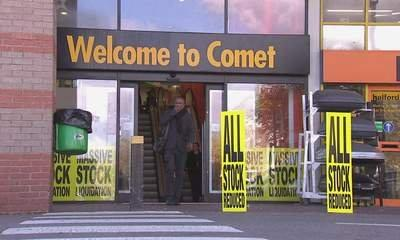 More Jobs To Be Slashed At Troubled Comet