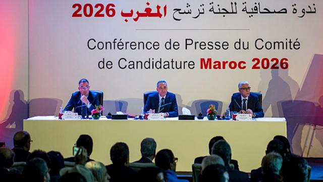 The Fifa experts have made a second visit to Morocco for further inspections after the North African nation's ambitious bid to host the 2026 World Cup