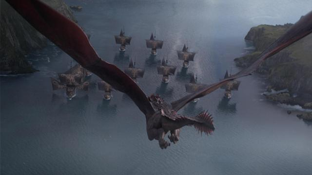 Game of Thrones' and 'Our Planet': Sounds of Destruction and Survival