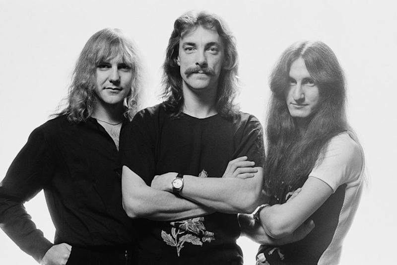 Rush | Fin Costello/Redferns/Getty