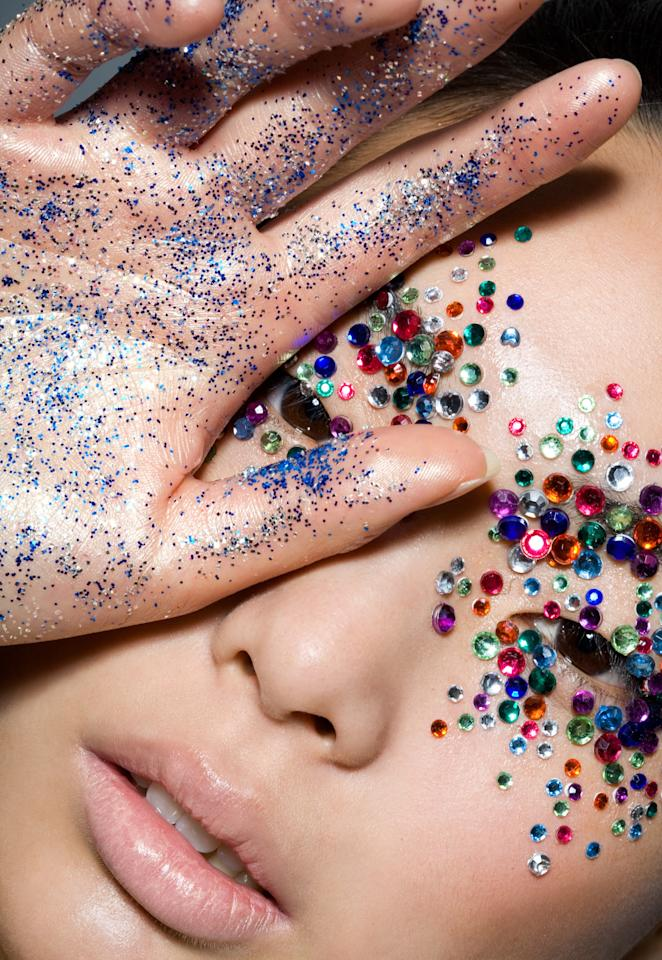 <p>Because glitter doesn't have to be gaudy. <i>(Photo: Getty Images)</i></p>