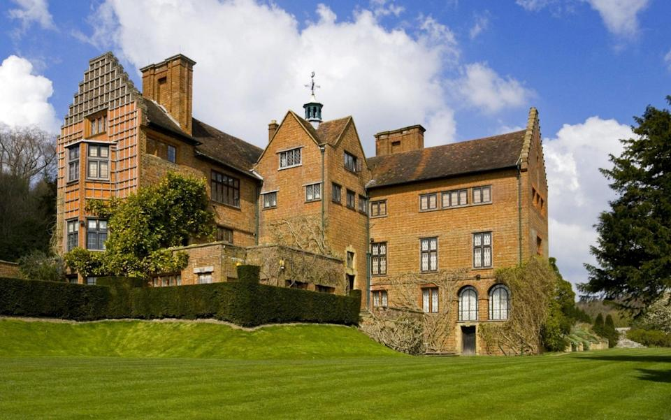 Chartwell, the former home of Sir Winston Churchill - Robert Morris/ PA