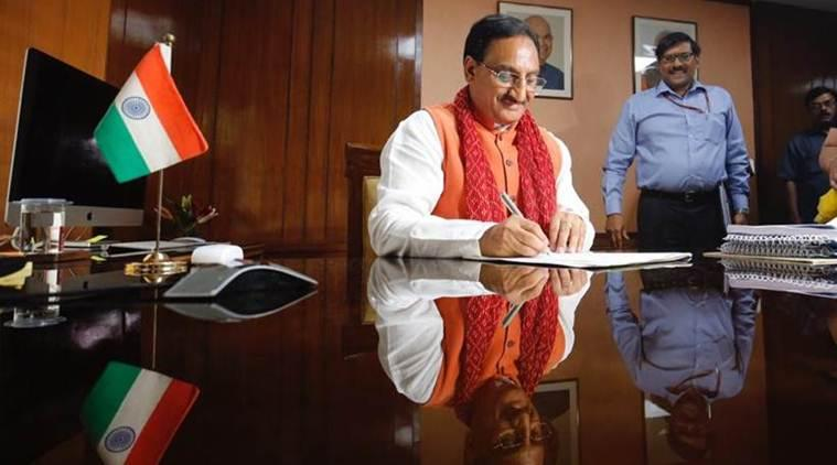 National Education Policy, draft National Education Policy, draft NEP, HRD minister, Ramesh Pokhriyal 'Nishank', HRD minister Ramesh Pokhriyal 'Nishank'