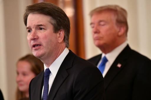 Third Kavanaugh accuser's ex-boyfriend once accused her of domestic violence