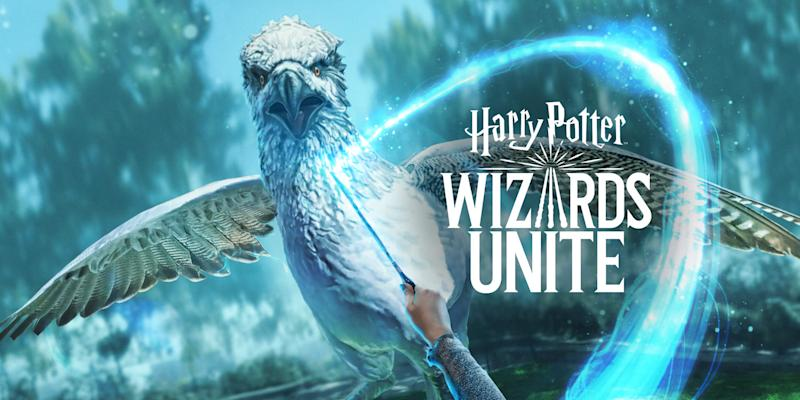 Harry Potter: Wizards Unite (Credit: Niantic)