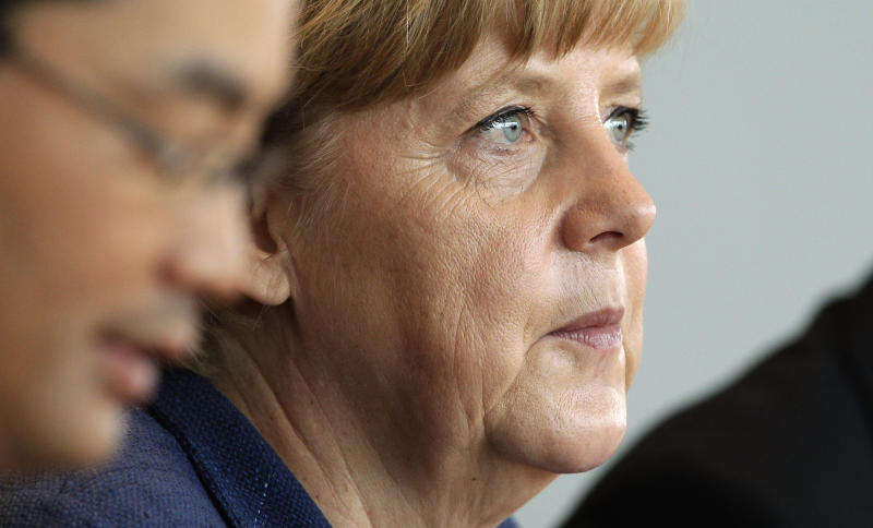 German Cabinet approves ECB bank supervision