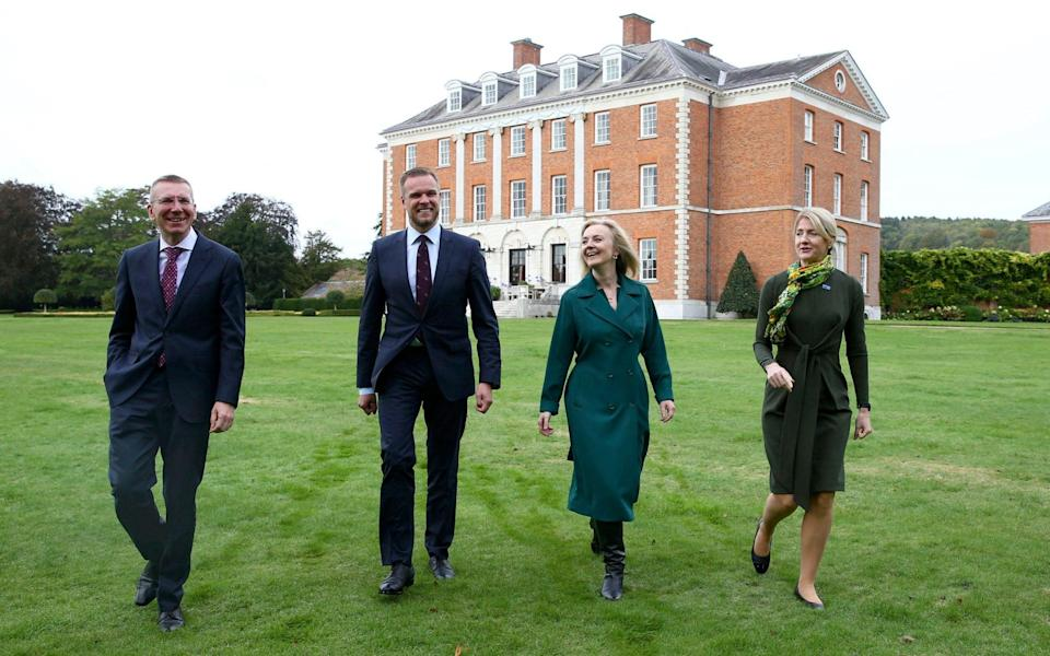 Chevening has long been the cause of rows in the Cabinet. - Getty
