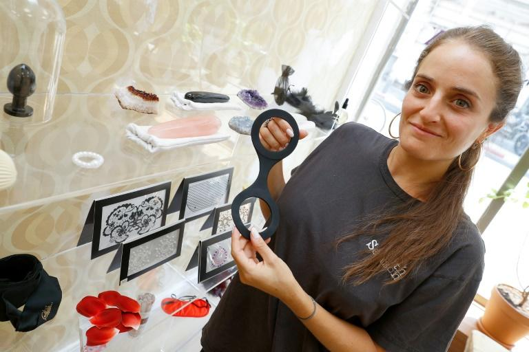 Chana Boteach, daughter of a well-known and controversial American rabbi, has opened the 'Kosher Sex' shop in Tel Aviv