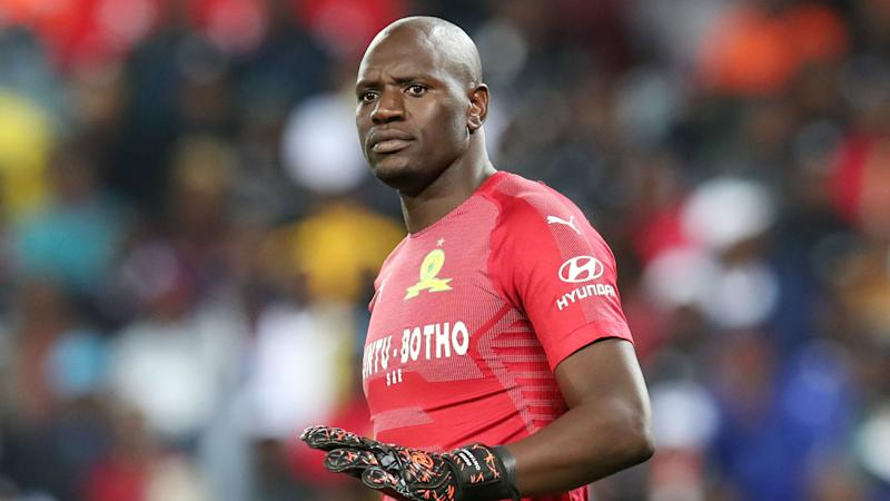 Mamelodi Sundowns coach Mosimane keeping fingers crossed on Onyango and Ngcongca injuries