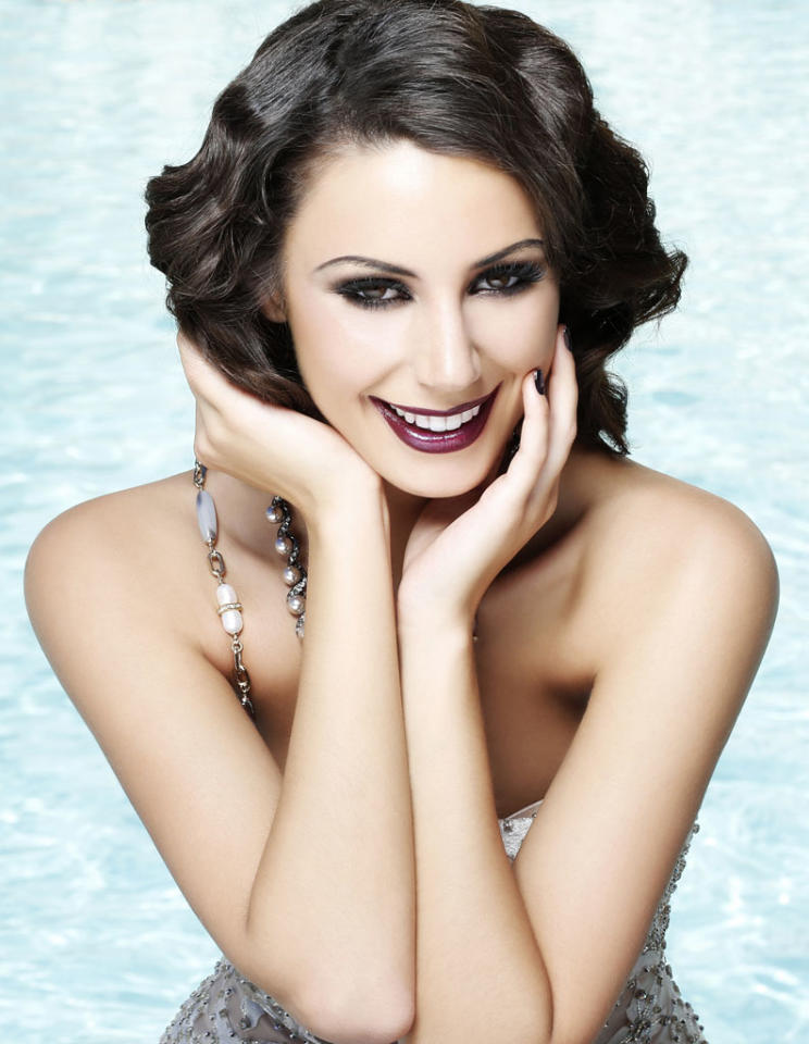 Miss Massachusetts USA 2013, Sarah Kidd, poses for fashion photographer Fadil Berisha in a 1920's Great Gatsby inspired wardrobe by Sherri Hill at the Planet Hollywood Resort and Casino, in Las Vegas Nevada.  Tune in to the crowning moment LIVE on NBC starting at 9:00 PM ET on June 16, 2013 from PH Live.