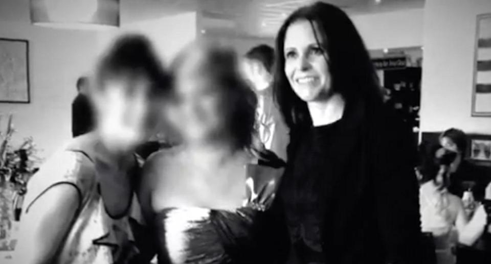 Mother-of-three Gayle Porter was killed in a hit-and-run outside her home at Traralgon in the Latrobe Valley. Source: 7 News