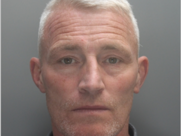 Michael Whitty was given a three-year prison sentence after admitting arson (Merseyside Police)