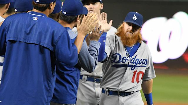 The Los Angeles Dodgers made it three consecutive wins thanks to Friday's shut out of the Washington Nationals.