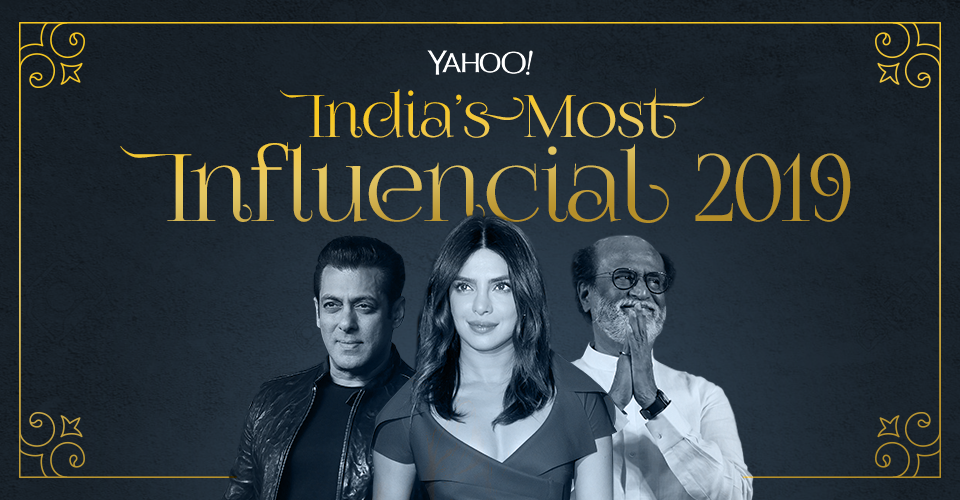 From big screen superstars to the men behind their success; from beauty queens turned international celebrities to talented actresses with opinions as sharp as their acting chops - here are India's Top 10 Most Influential Personalities in the entertainment space. Read on....