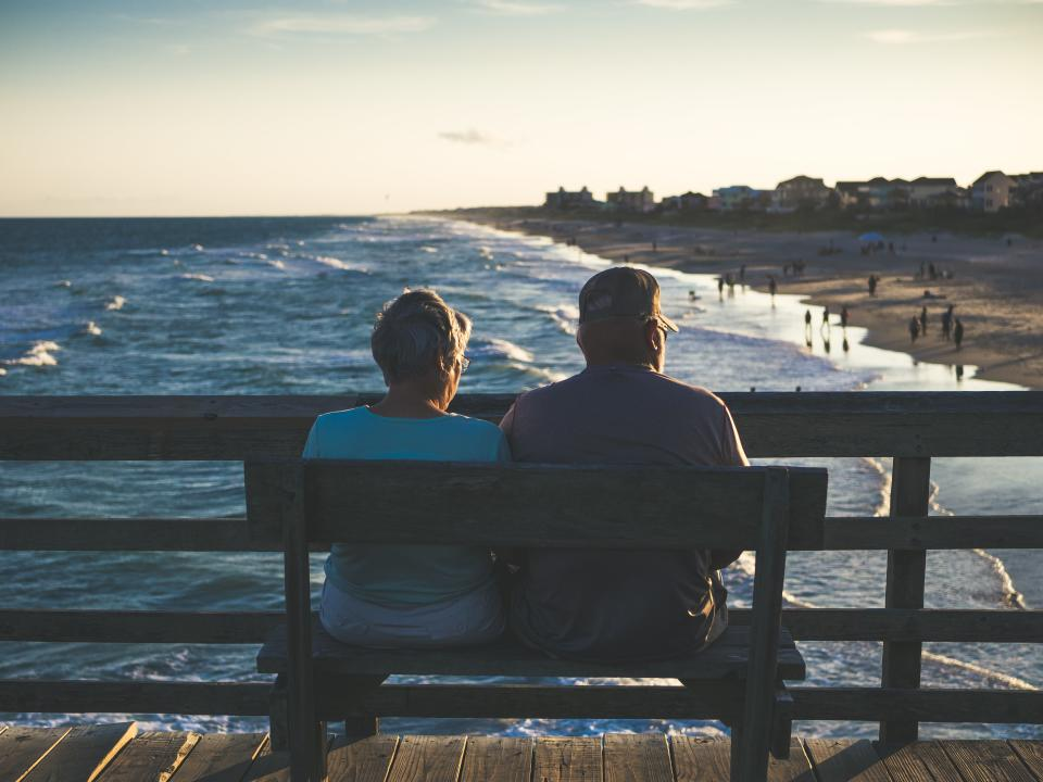 A survey has found many Brits are over-reliant on state pension. Photo: James Hose Jr/Unsplash