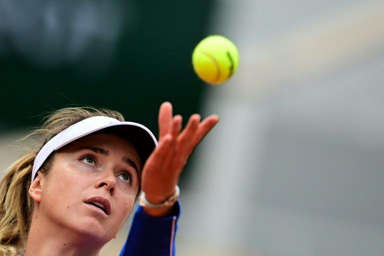 Elina Svitolina has hired a mental health coach to help her deal with bubble life