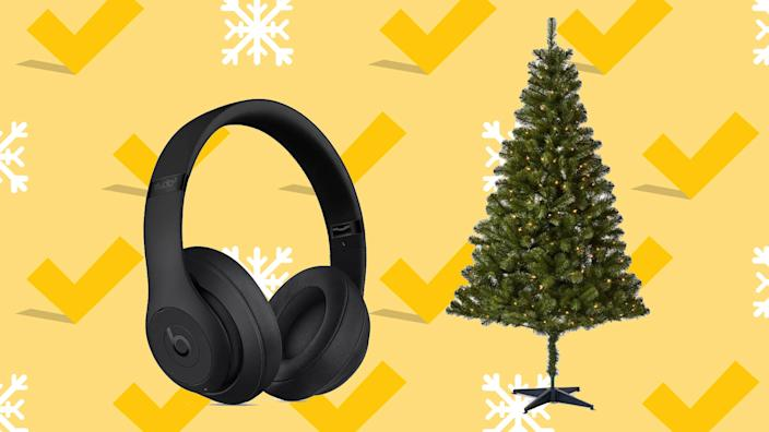From headphones to holiday décor, Target's got it all on sale—for less.